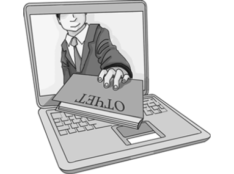 Налоговая будет принимать бухгалтерскую отчетность только через интернет